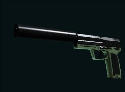USP-S | Para Green (Minimal Wear) - pistol