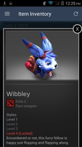 Wibbley (courier) style 3