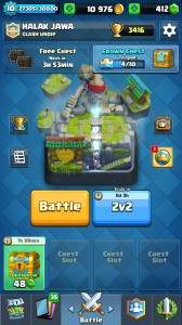 Clash royale lvl 10, arena 10, legend card 9
