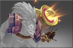 Golden Nothlic Burden (Immortal Dazzle)