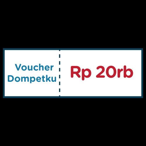 Pemenang Voucher Dompetku 20,000