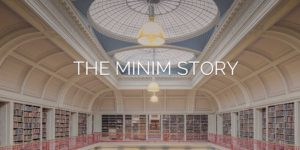 Minim itinerary builder about