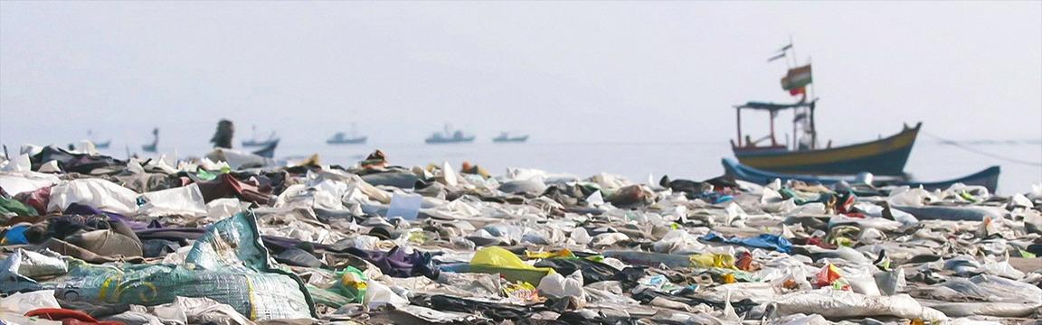 A Plastic Tide
