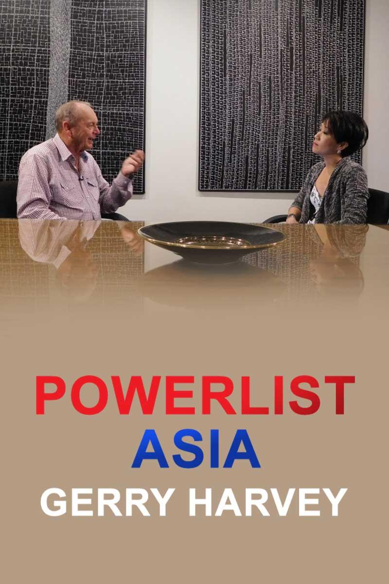 Powerlist Asia - Gerry Harvey