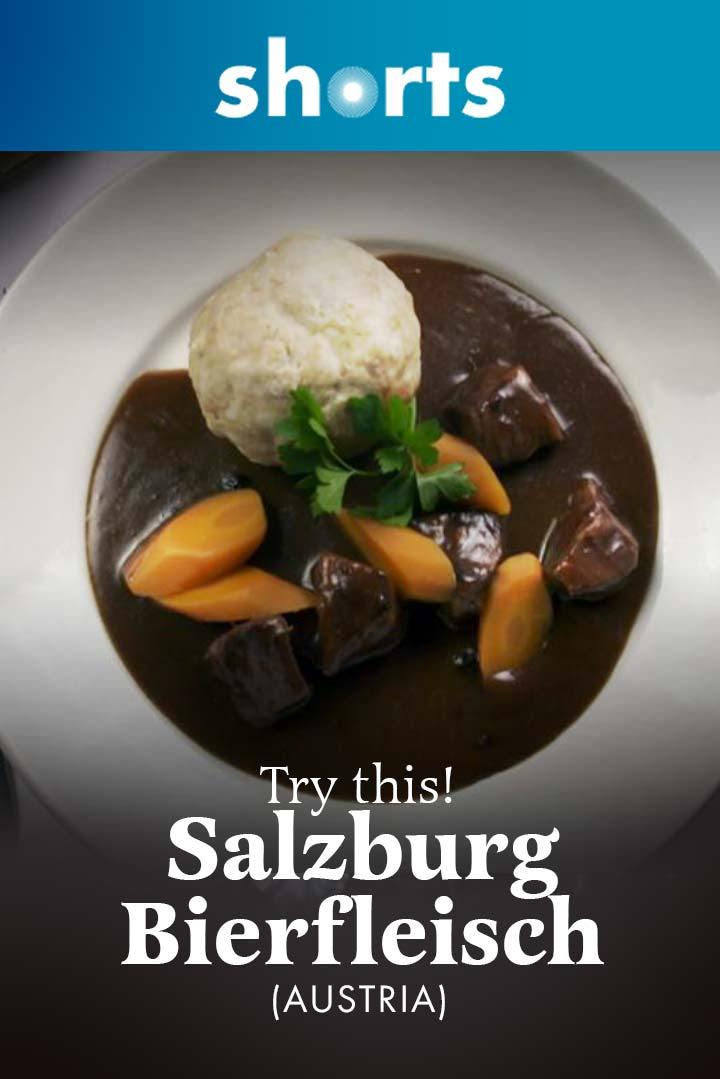 Try This! Salzburg Bierfleisch, Austria