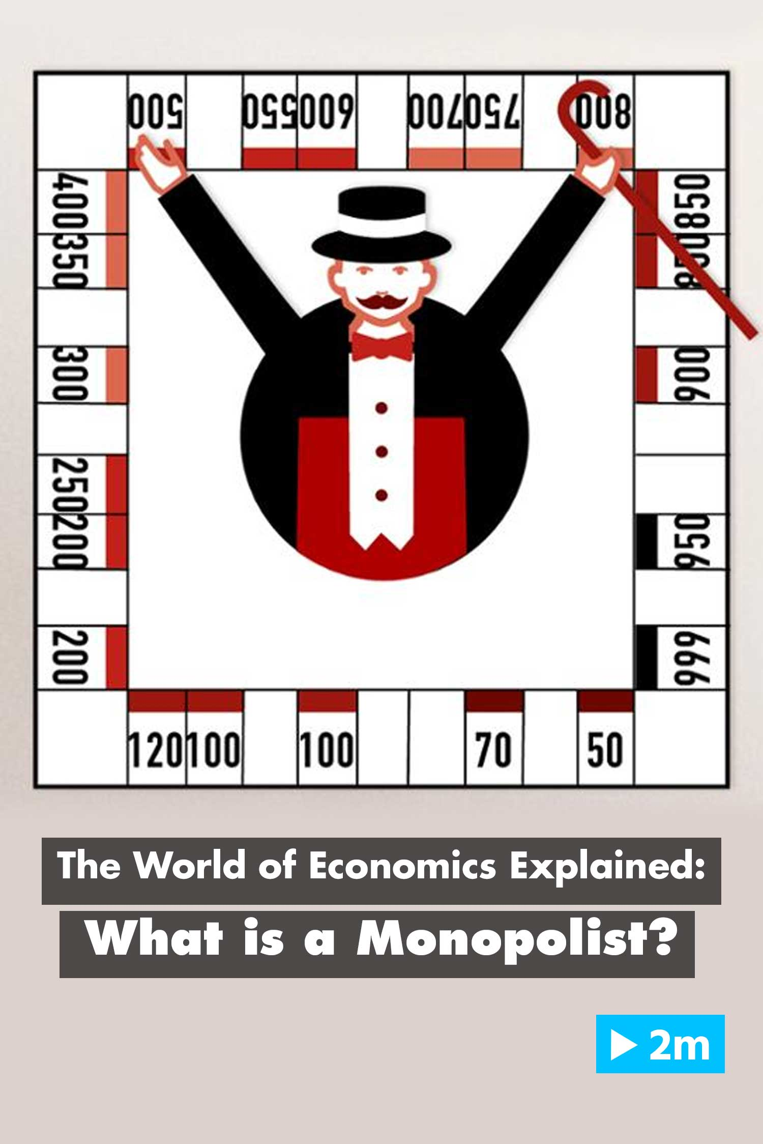 The World of Economics Explained: What is a monopolist?
