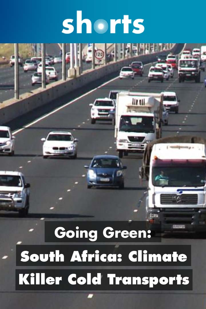 Going Green: South African climate killer cold transport