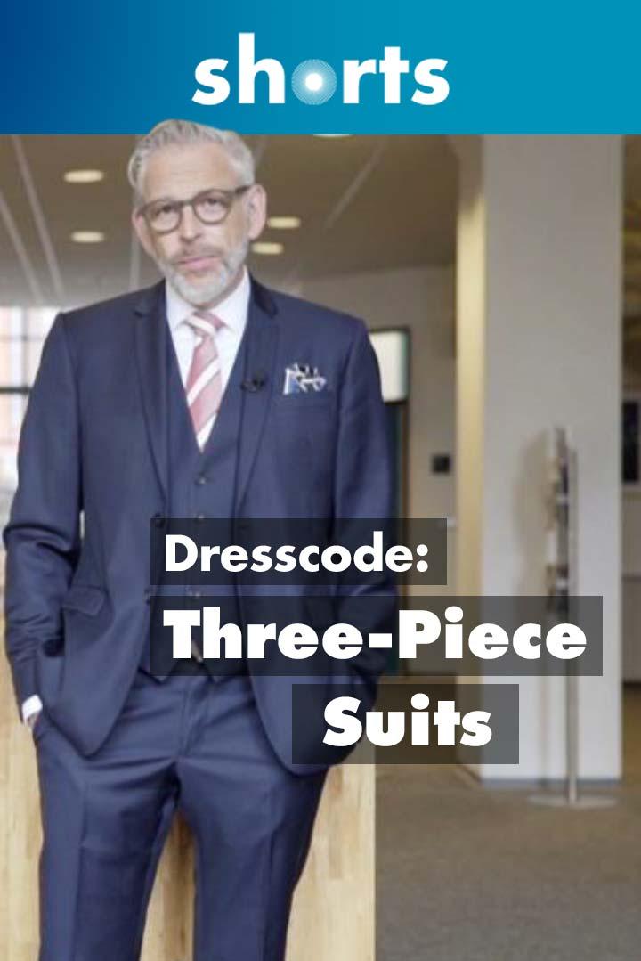 Dresscode: Three Piece Suits