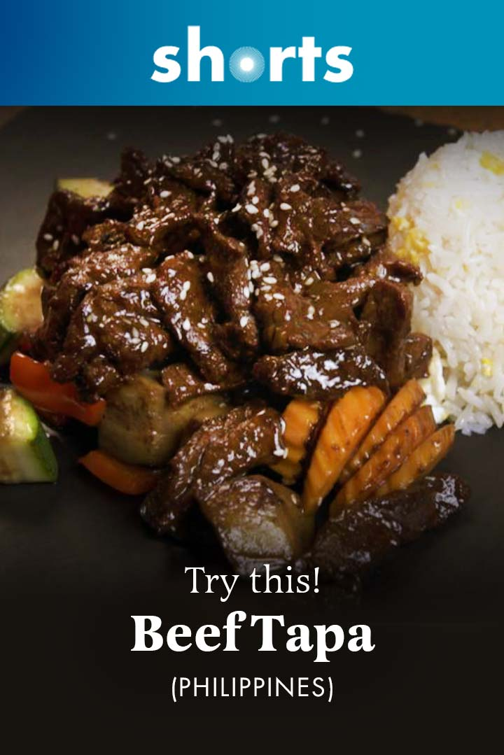 Try This! Beef Tapa, Philippines