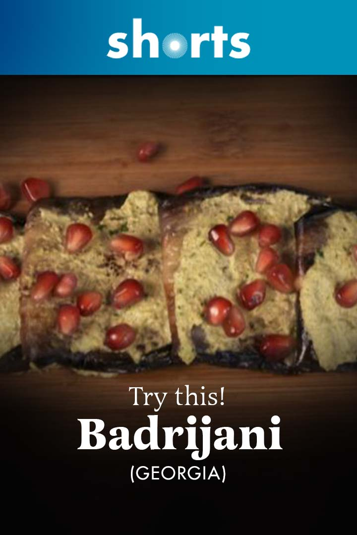 Try This! Badrijani, Georgia