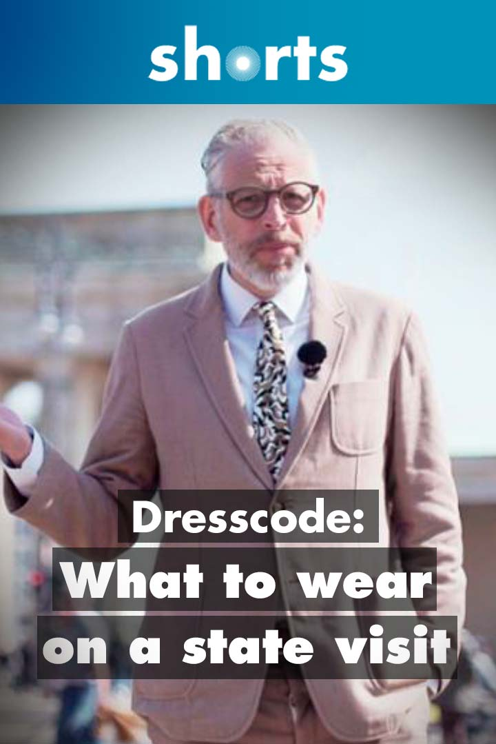 Dresscode: What to Wear On A State Visit