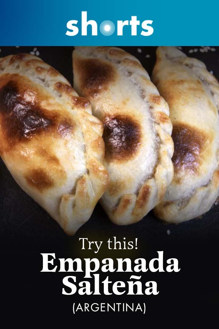 Try This! Empanada Saltina, Argentina