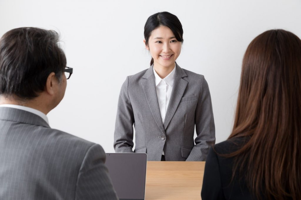 Impressive Self-introduction during interviews | Japanese-Jobs com