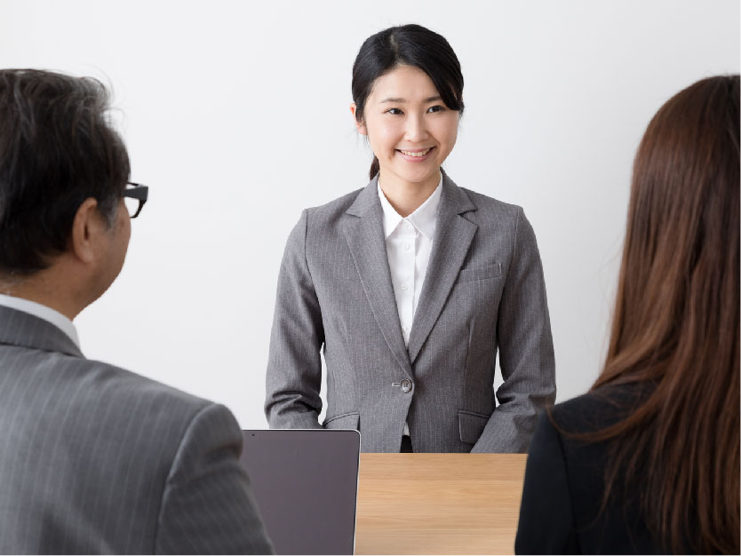 Impressive Self-introduction during interviews