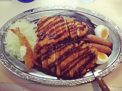 Big Eaters Rejoice! Where to Find Bigger Portions in Tokyo!