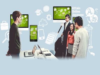 Japanese-Jobs.com Menjalin Kerjasama dengan Attain, Perusahaan Penyedia e-Learning Solution.