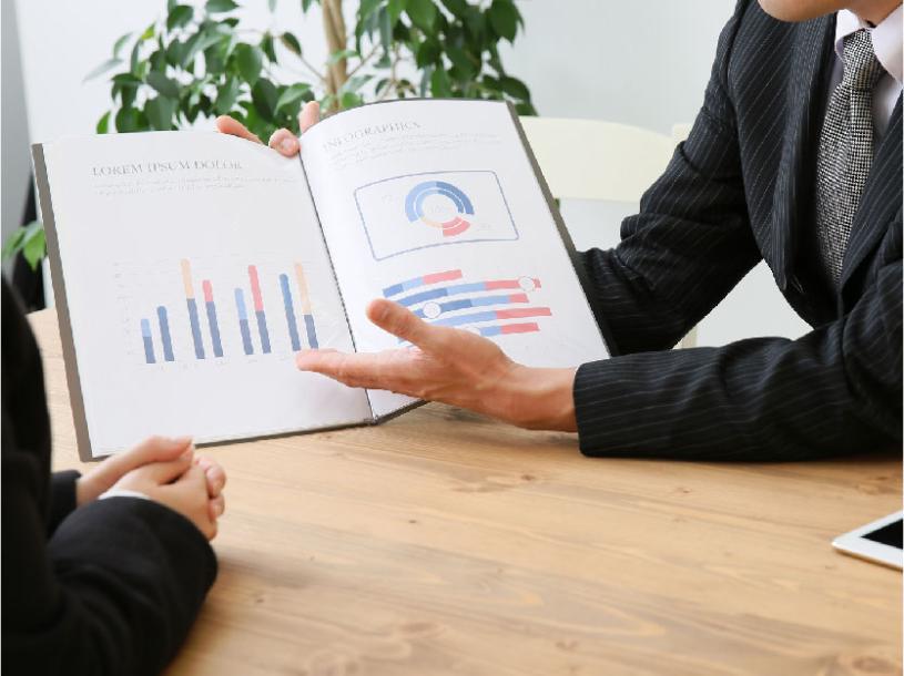 Những điểm cần lưu ý khi cuộc phỏng vấn bước vào giai đoạn cuối –  Phần trình bày của doanh nghiệp