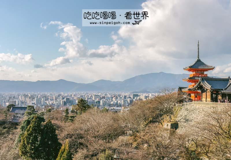 吃吃喝喝看世界 京都清水寺