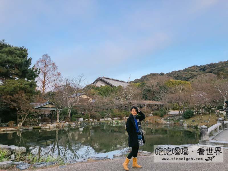 吃吃喝喝看世界 京都円山公園