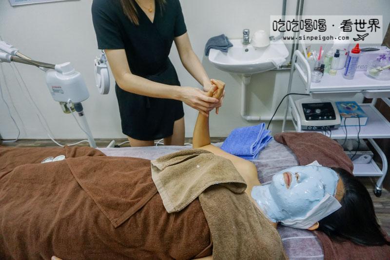 吃吃喝喝看世界 居鑾jaslyn beauty care美容護理