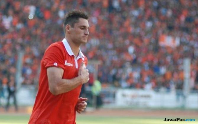 Persija jakarta, Vladimir Vujovic, Evgeni Kabaev, Zah Rahan, Bursa transfer liga 1 2018,