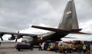 Bantuan Bencana Lombok