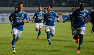 Persib Bandung, Liga 1 2018, Jonathan Baumann, Ezechiel N'Douassel, Roberto Carlos Mario Gomez