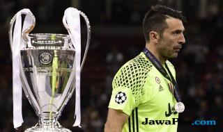 Liga Champions, Gianluigi Buffon, Ronaldo Luis Nazario da lima, George Weah, Zlatan Ibrahimovic,