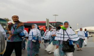 Kepulangan Jamaah Haji