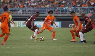Liga 1 2018, Borneo FC, PSM Makassar, Borneo 1-2 PSM, PSM rebut puncak klasemen