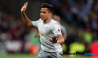 Alexis Sanchez, Final Piala FA, Final Piala FA 2017-2018, Manchester United, Chelsea