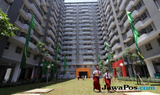 Rumah susun Jakarta