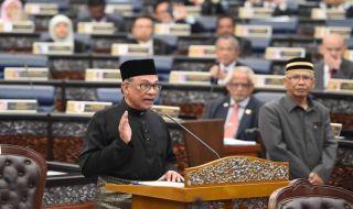 anwar ibrahim, parlemen malaysia, malaysia,