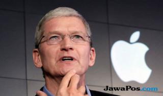 Tim Cook, CEO Apple, iPhone X