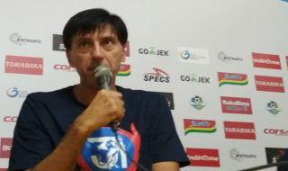 Milan Petrovic, Arema FC, Borneo FC, Liga 1 2018