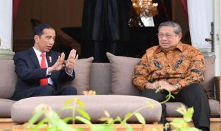 Jokowi dan SBY