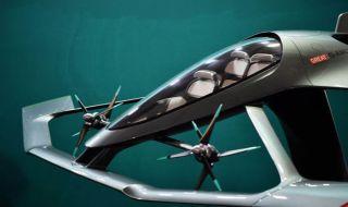 mobil terbang, aston martin volante, mobil terbang volante