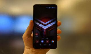 Asus ROG Phone, smarphone gaming asus