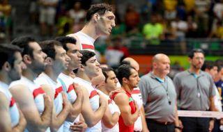 Asian Para Games 2018, Morteza Mehrzad Selakjani, Iran, voli