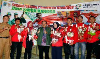 Asian Games 2018, KONI Jawa Timur, Indonesia, INASGOC