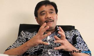 Mantan Gubernur DKI Jakarta, Djarot Saiful Hidayat.