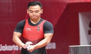 Asian Games 2018, Angkat Besi, Eko Yuli Irawan, Kejuaraan Dunia Angkat besi
