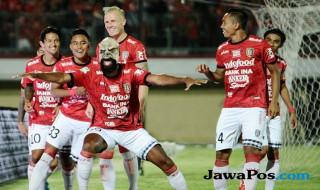 Bali United, Bhayangkara FC, Gresik United, Sylvano Comvalius