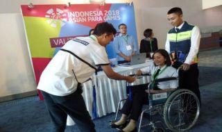 Asian Para Games 2018, INAPGOC, Bandara Soekarno-Hatta, Kemenpora