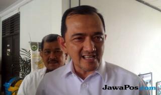 Kepala Dinas Badan Lingkungan Hidup dan Pertanahan Sumsel, Edward Chandra