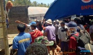 Pengungsi Gurung Tagung Bali