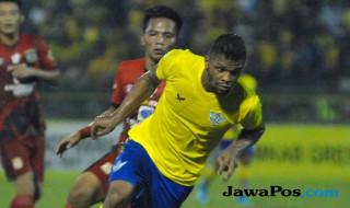 Patrick Da Silva, Barito Putera, Gresik United,