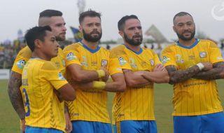 Liga 1 2018, Barito Putera, PS Tira, Barito Putera 3-1 PS Tira