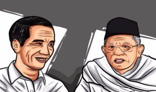 Joko Widodo-KH. Ma'ruf Amin