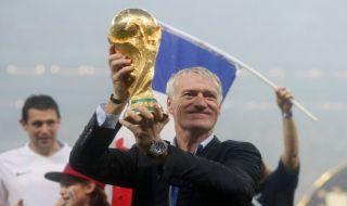 Piala Dunia 2018, Timnas Prancis, Didier Deschamps
